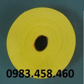Vải phản quang vàng chanh W3.0