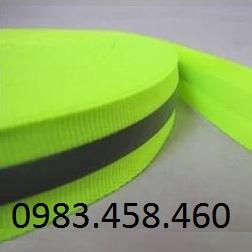 Dây phản quang vải 1 vạch W2.5