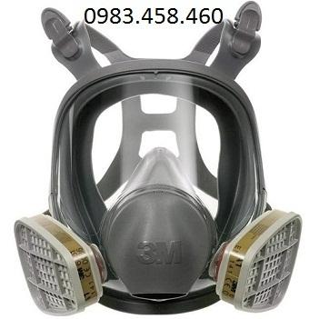 Mặt nạ phòng độc full mặt 3M-6900