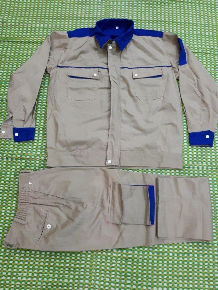 Quần áo bảo hộ mẫu B11
