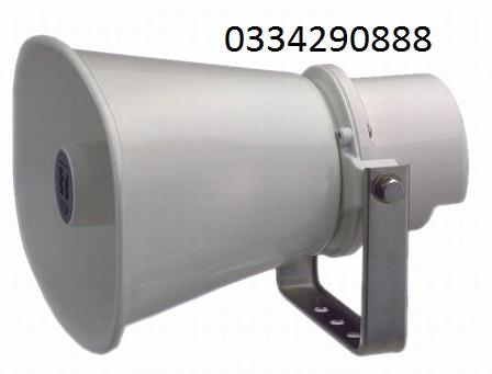 Loa còi vành rộng có biến áp TOA TC-615M