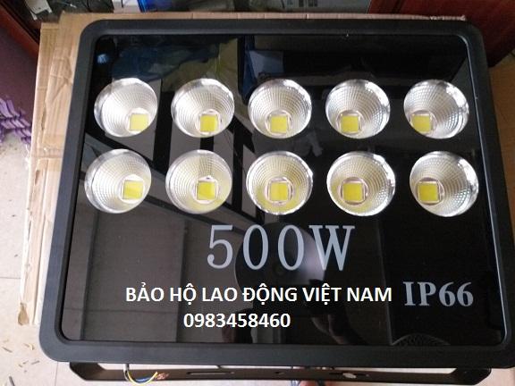 Đèn led pha 500W