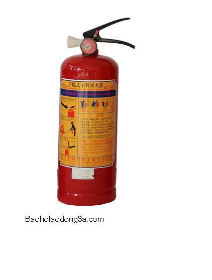 Bình chữa cháy MFZ2 BC