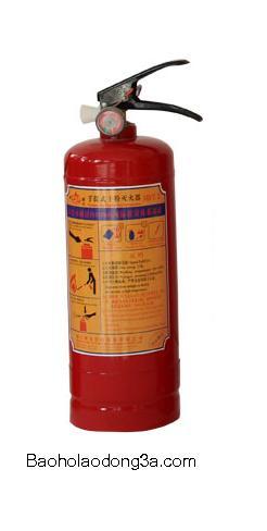 Bình chữa cháy BC MFZ1