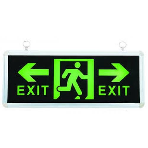 Đèn EXIT hướng ra