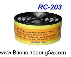Phin mặt nạ phòng độc RC203