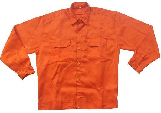 áo bảo hộ cam