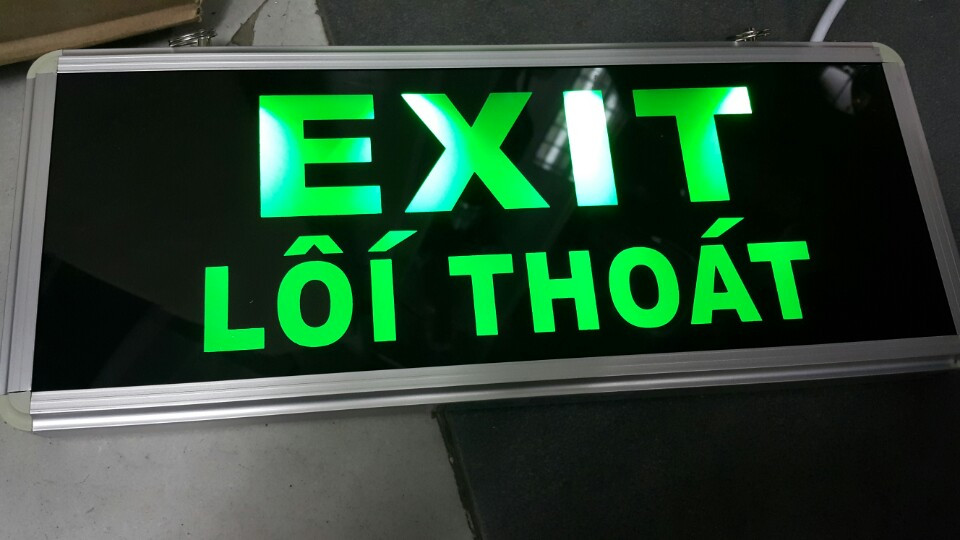 Đèn EXIT- Lối thoát