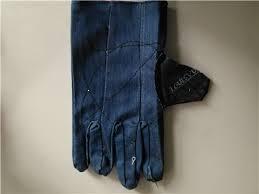 Găng tay vải bò