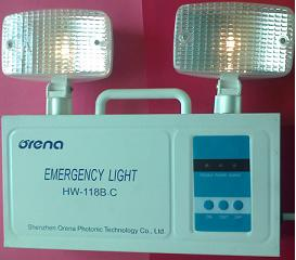 Đèn sự cố orena HW-118BC