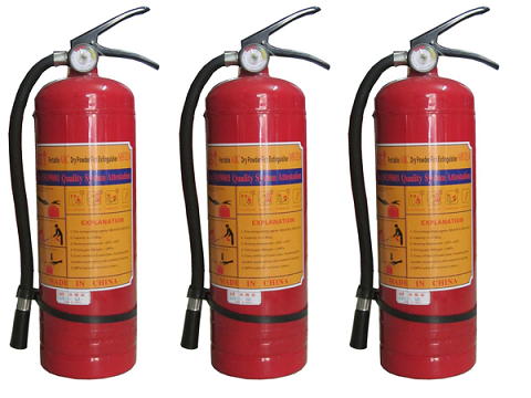 Cấu tạo và nguyên tắc hoạt động của bình chữa cháy bột
