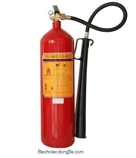 Cách phân biệt bình chữa cháy