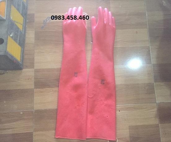 Găng tay chống axit  TP20